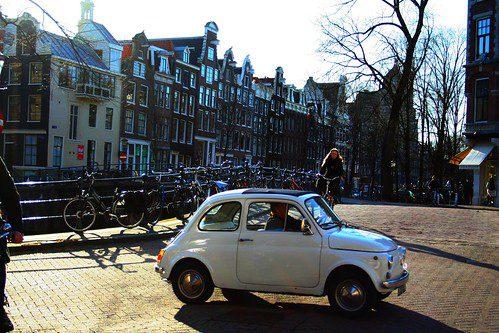 TOP dag Amsterdam volgens een ontzettend tevreden klant.... Graag gedaan!