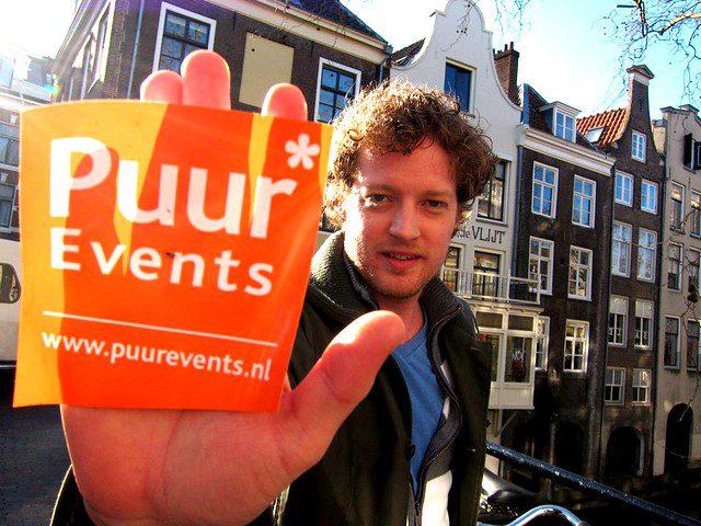 Nu ook in  Utrecht. Mag ik Puur* Willem Daan voorstellen?... Gaat een mooi seizoen worden.