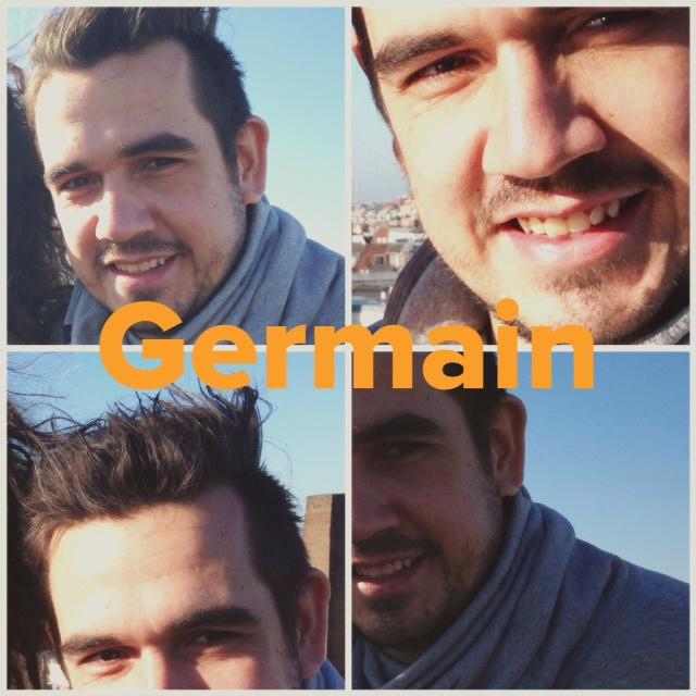 Germain ontdekt Amsterdam tijdens rondleiding met gids