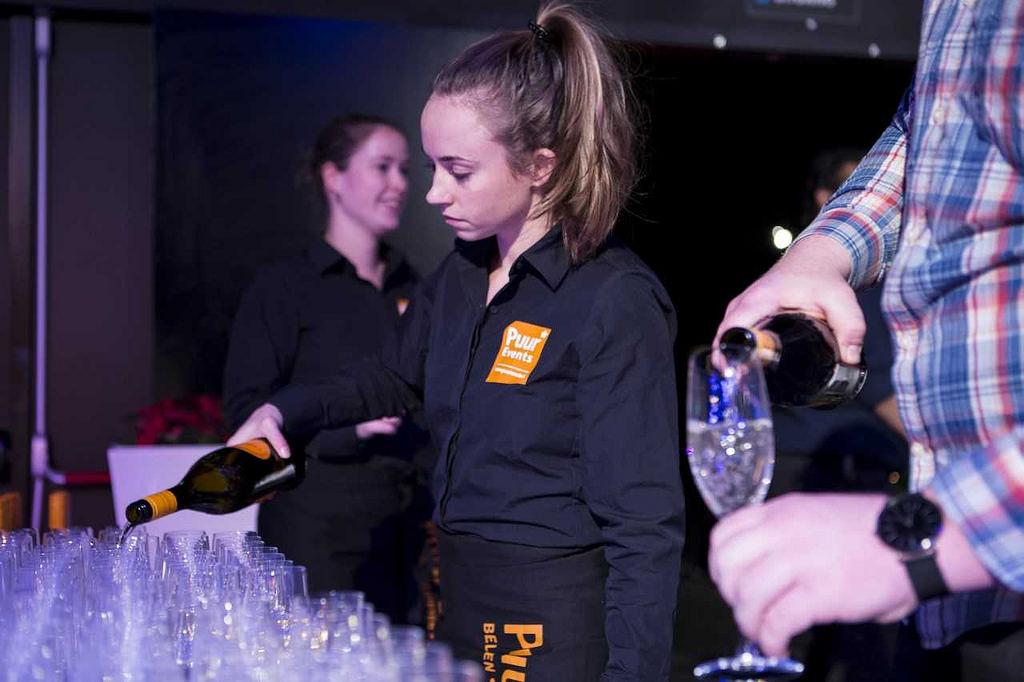 Stage en werken in de eventbranche: Anouk vertelt