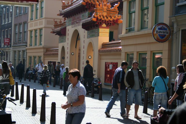 Chinatown wandeling