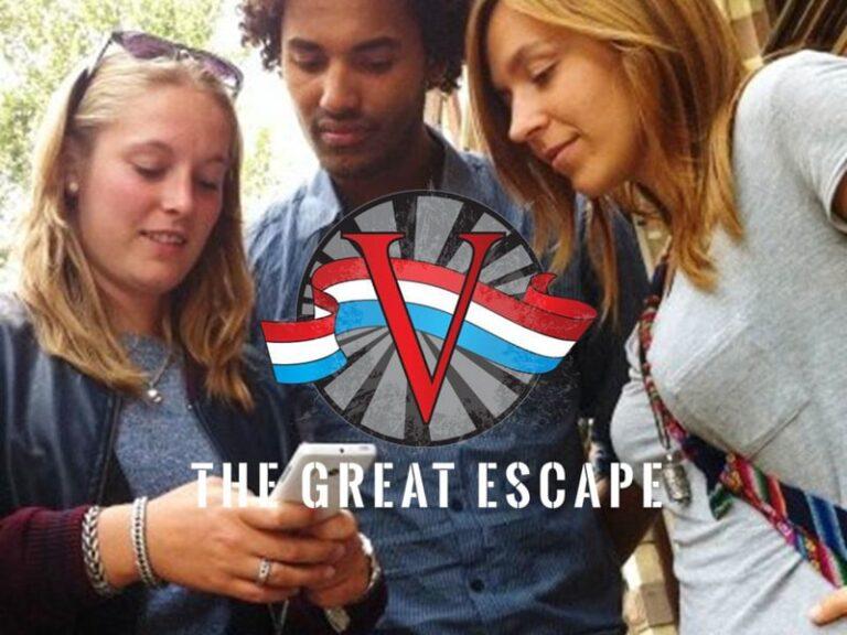 Dagprogramma | Escape the City