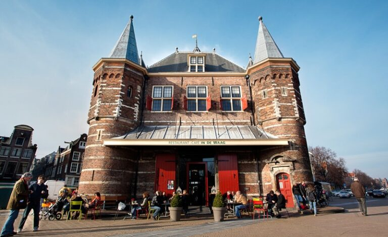 Restaurant In de Waag