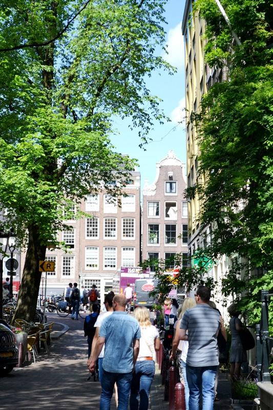 Grachten en stadspaleizen wandeling