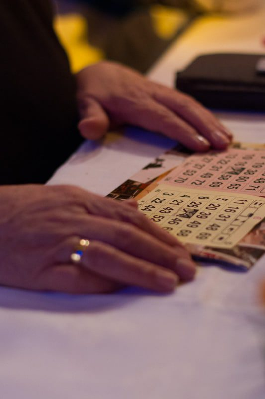 Hilarische bingo