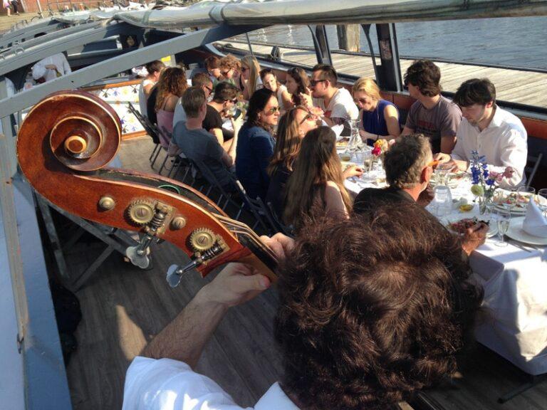 Rondvaart Diner