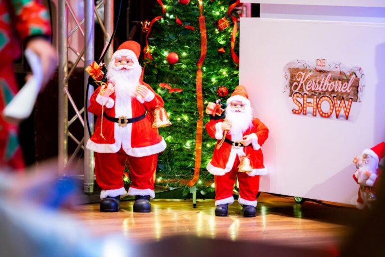 Kerstborrel Show