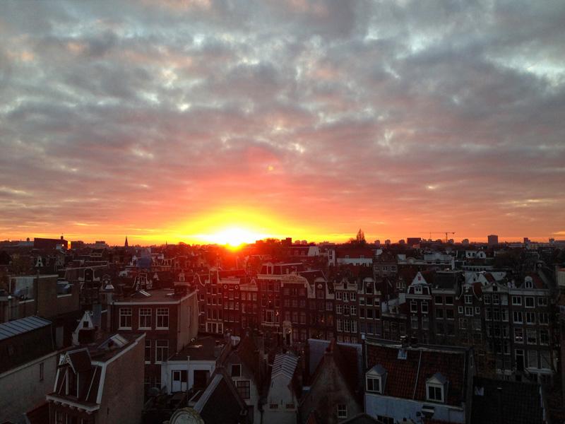 Dak van Amsterdam