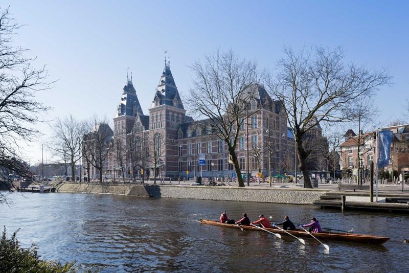 Fietstocht door het Vondelpark en Museumkwartier