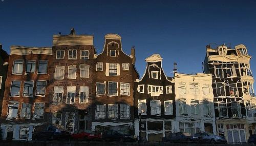 Grachten en stadspaleizen