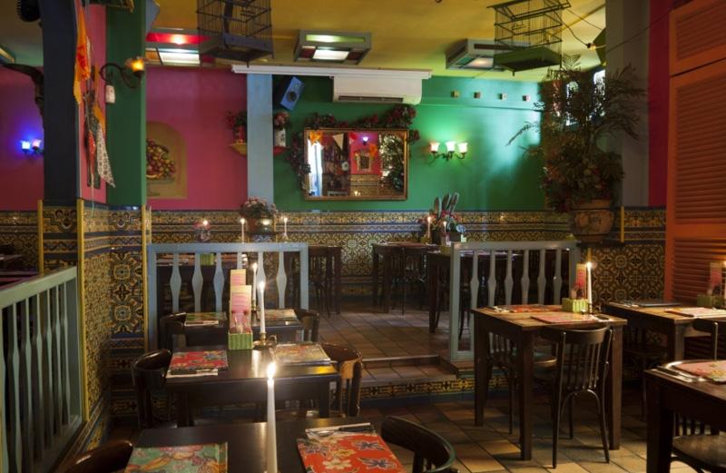 La Margarita Mexican