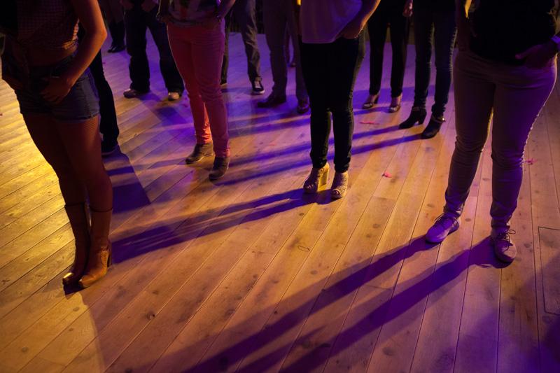 Salsa workshop