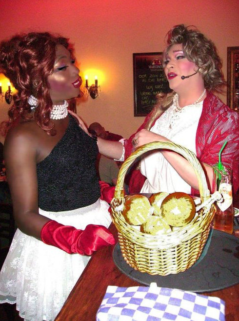 Travestietenshow